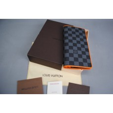 LOUIS VUITTON BRAZZA WALLET HAKIKI DERI TURUNCU