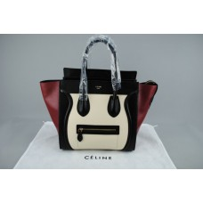 Celine Paris Luggage % 100 hakiki deri MEDIUM BOY
