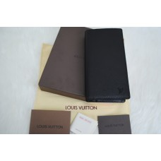 LOUIS VUITTON BRAZZA TAİGA WALLET HAKIKI DERI
