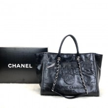 Chanel Glazed Deauville Tote Bag