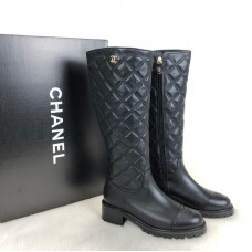 Chanel Quilted Lambskin