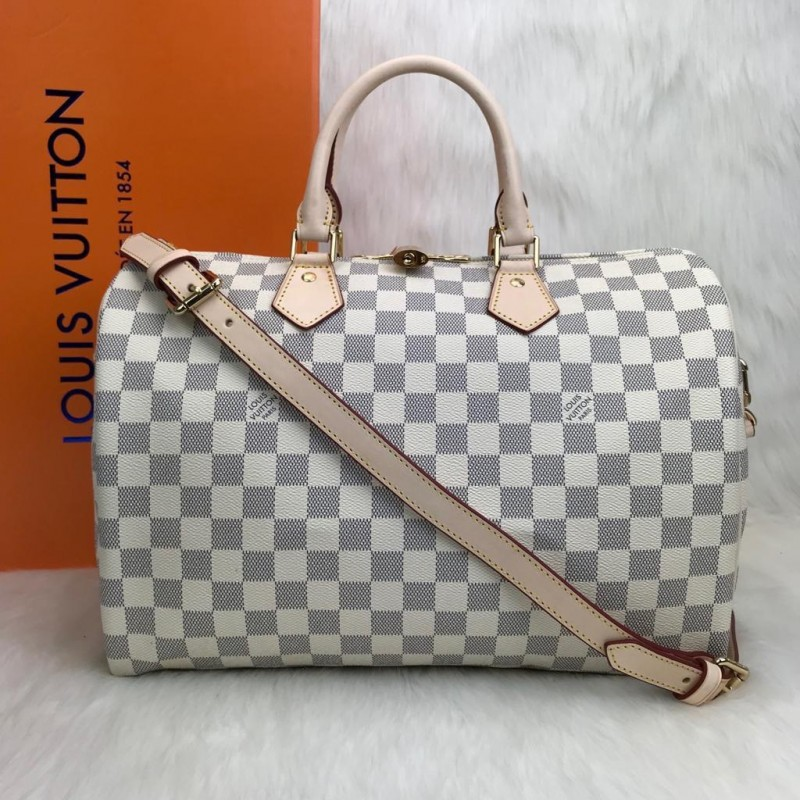 Louis Vuitton Bandouliere Speedy