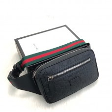 Gucci Courrier Signature Belt Bag