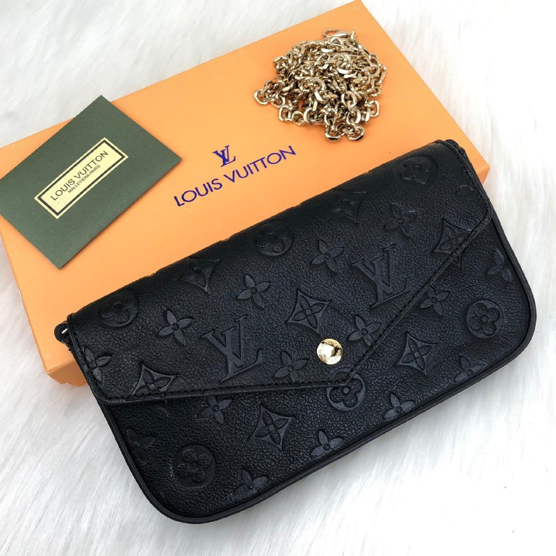 Louis Vuitton  Felice Clutch
